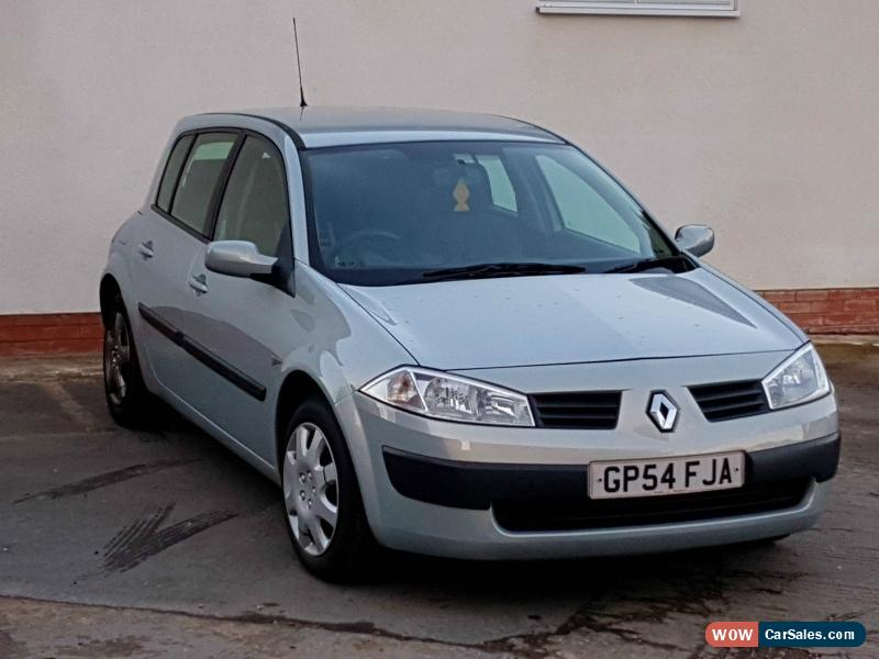 2005 renault megane rush 16v for sale in united kingdom. Black Bedroom Furniture Sets. Home Design Ideas