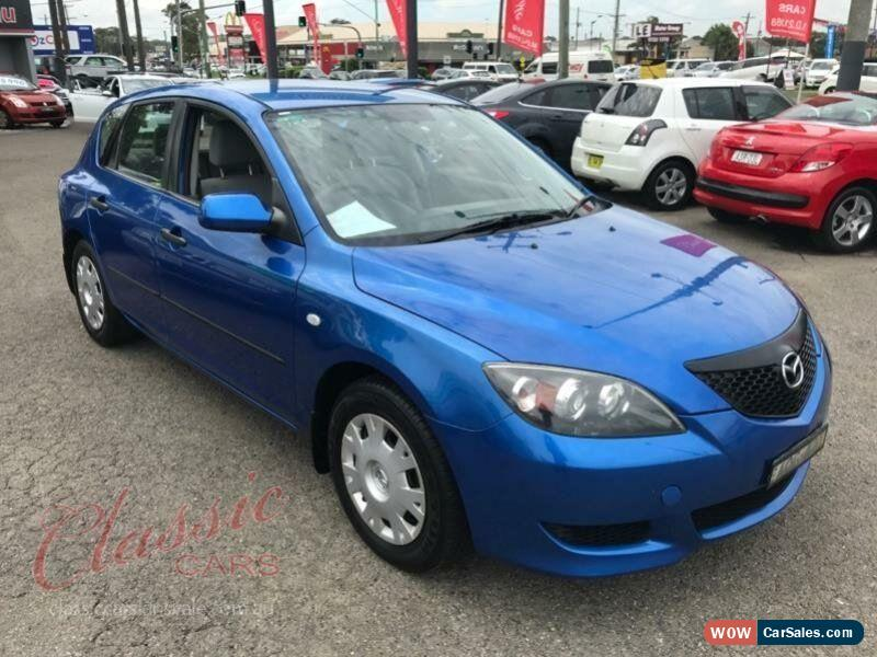 mazda 3 for sale in australia. Black Bedroom Furniture Sets. Home Design Ideas