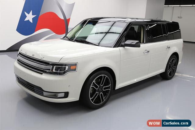 2014 ford flex for sale in united states. Black Bedroom Furniture Sets. Home Design Ideas