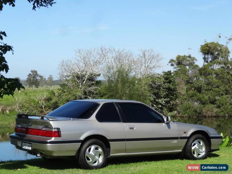 Classic 1991 HONDA PRELUDE COUPE Si 4WS 2.0L For Sale