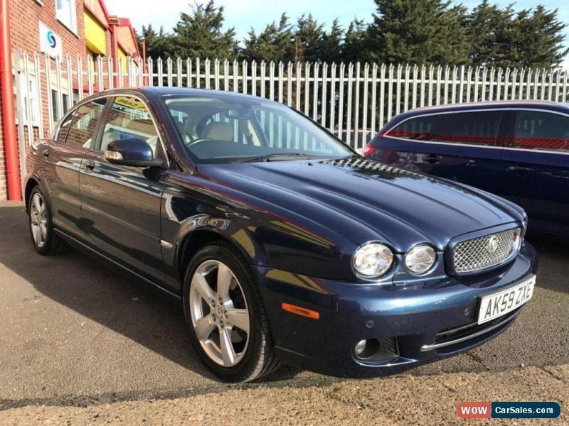 2009 jaguar x type for sale in united kingdom. Black Bedroom Furniture Sets. Home Design Ideas