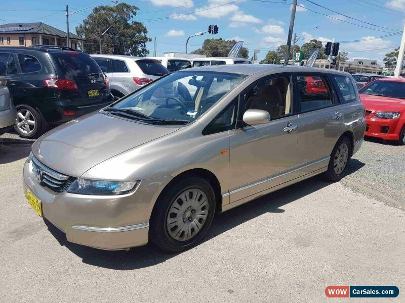 honda odyssey for sale in australia. Black Bedroom Furniture Sets. Home Design Ideas