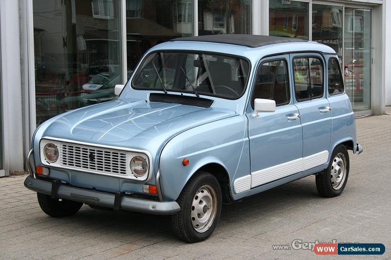 Renault r4 for sale australia