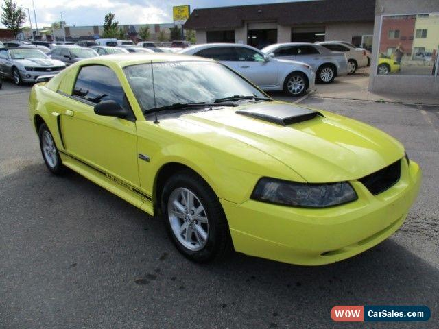 classic 2001 ford mustang gt coupe 2 door for sale. Cars Review. Best American Auto & Cars Review