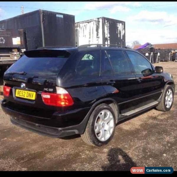 Bmw Z5 For Sale: 2002 Bmw X5 D SPORT AUTO For Sale In United Kingdom