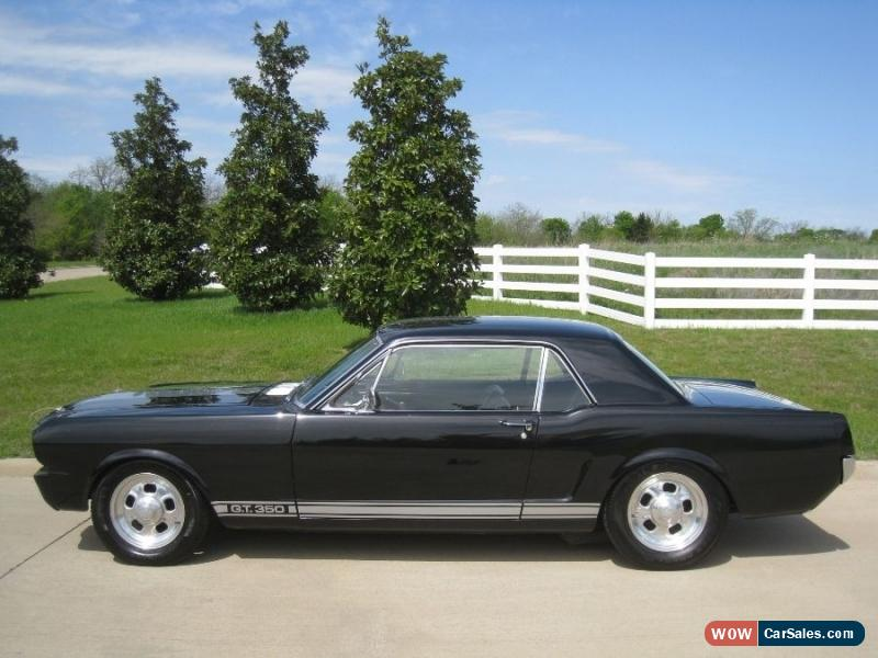 classic 1966 ford mustang gt 350 for sale. Cars Review. Best American Auto & Cars Review