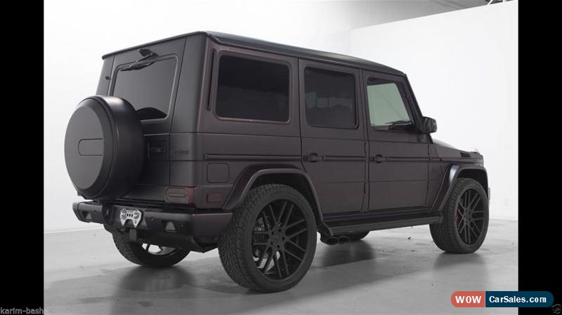 2013 mercedes benz g class for sale in canada for Mercedes benz g class amg for sale