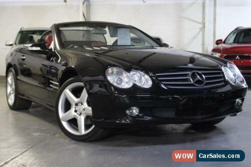 Mercedes Benz Sl500 For Sale In Australia