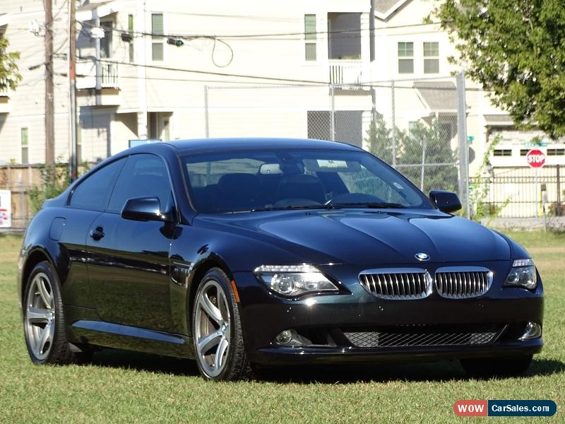 2010 bmw 6 series for sale in united states. Black Bedroom Furniture Sets. Home Design Ideas