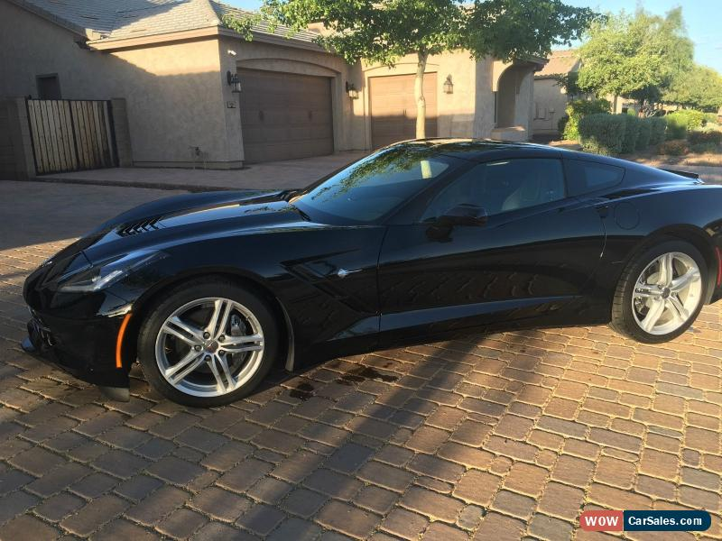 classic 2016 chevrolet corvette stingray coupe 2 door for sale. Cars Review. Best American Auto & Cars Review