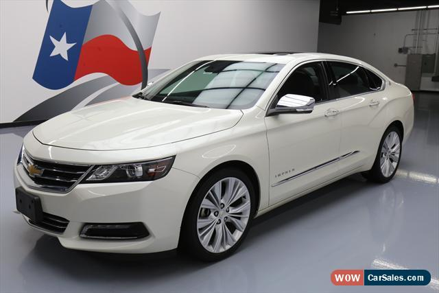 2014 chevrolet impala for sale in united states. Black Bedroom Furniture Sets. Home Design Ideas