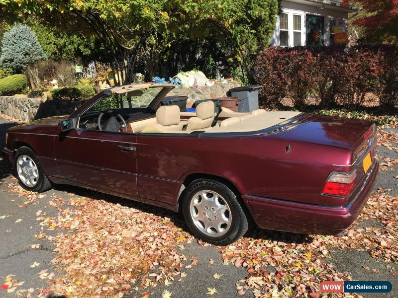1995 mercedes benz e class for sale in united states for 1995 mercedes benz e320 convertible for sale