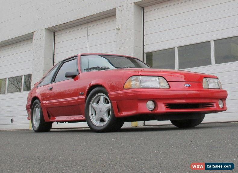 classic 1993 ford mustang gt hatchback 2 door for sale. Cars Review. Best American Auto & Cars Review