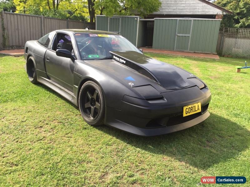 Nissan 180SX for Sale in Australia