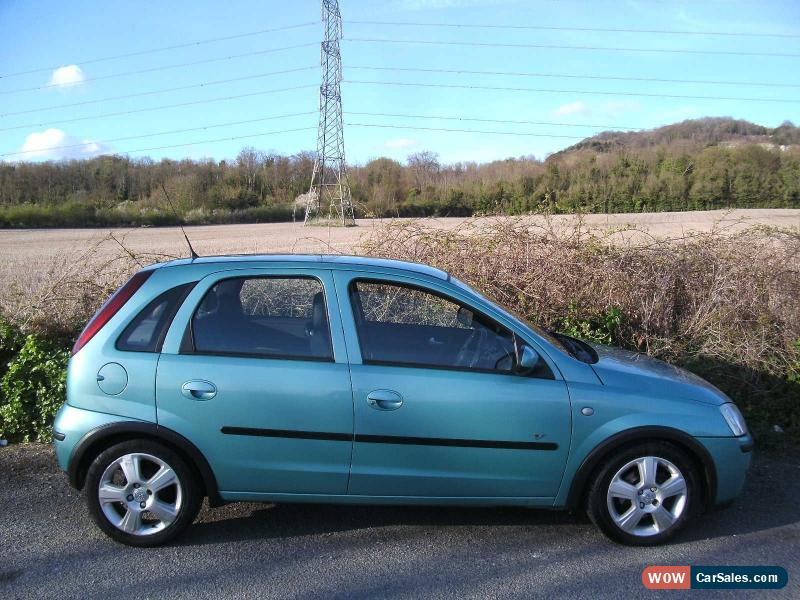 2004 vauxhall corsa energy cdti for sale in united kingdom. Black Bedroom Furniture Sets. Home Design Ideas