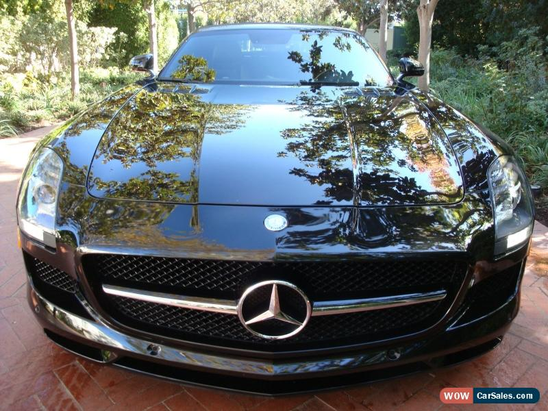 2013 mercedes benz sls amg for sale in united states for Mercedes benz sls convertible for sale