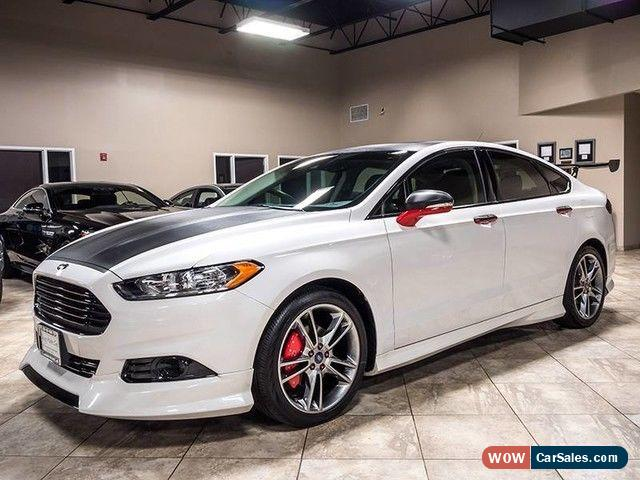 2016 ford fusion for sale in united states