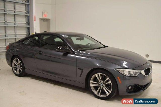 classic 2014 bmw 4 series base coupe 2 door for sale. Cars Review. Best American Auto & Cars Review