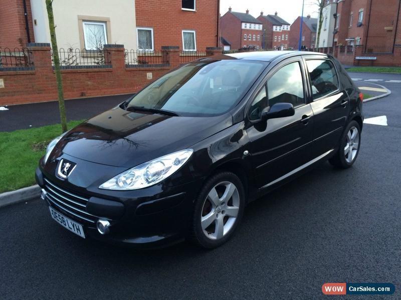2007 peugeot 307 sport hdi for sale in united kingdom. Black Bedroom Furniture Sets. Home Design Ideas
