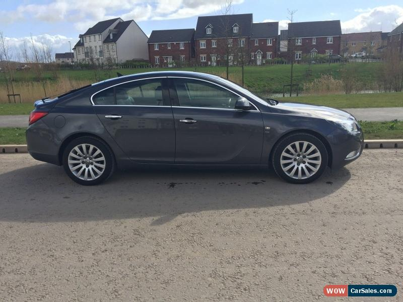 2010 vauxhall insignia elite cdti eflex for sale in united kingdom. Black Bedroom Furniture Sets. Home Design Ideas