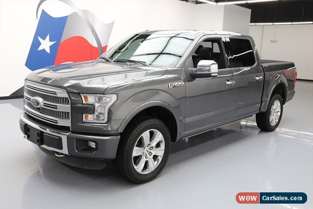2015 ford f 150 for sale in united states. Black Bedroom Furniture Sets. Home Design Ideas