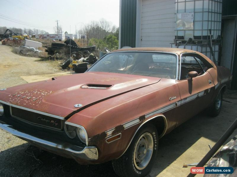 1970 Dodge Challenger For Sale In United States