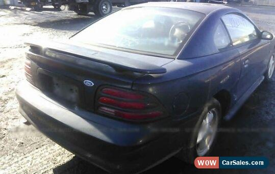 1995 ford mustang for sale in united states. Black Bedroom Furniture Sets. Home Design Ideas