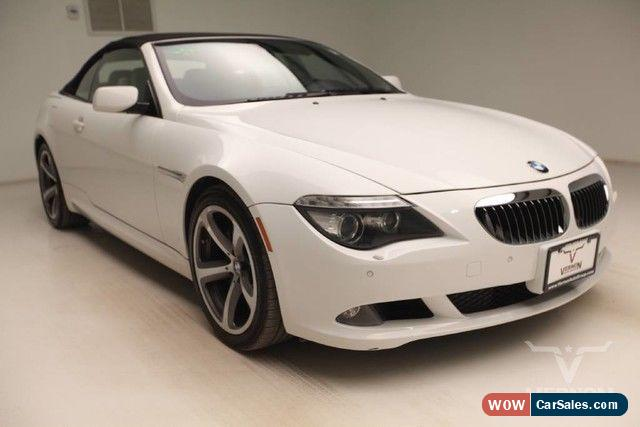 2008 bmw 6 series for sale in united states. Black Bedroom Furniture Sets. Home Design Ideas