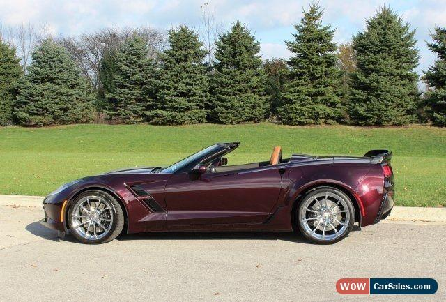 2017 chevrolet corvette grand sport convertible 2 door for sale. Cars Review. Best American Auto & Cars Review