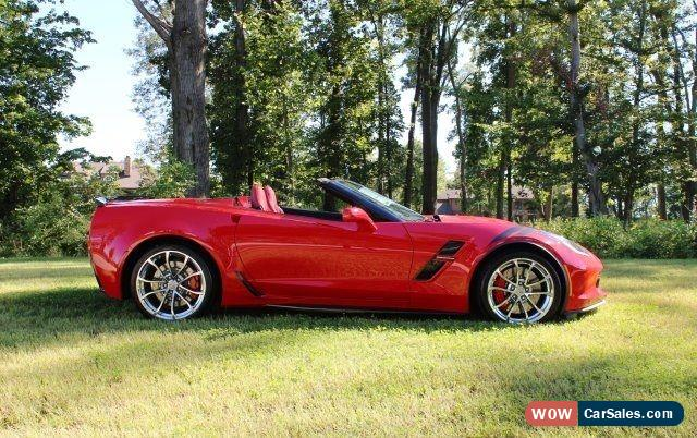 2017 Chevrolet Corvette For Sale In United States