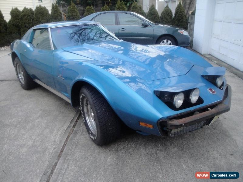 1973 chevrolet corvette for sale in united states. Cars Review. Best American Auto & Cars Review