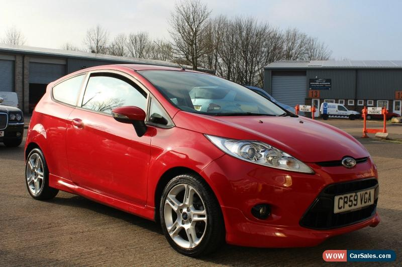 2010 Ford Fiesta for Sale in United Kingdom