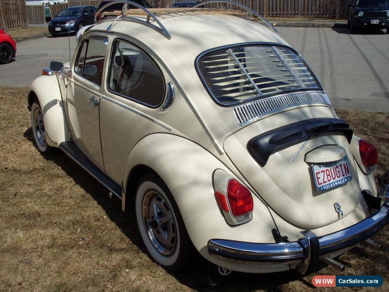 classic 1971 volkswagen beetle classic super beetle for sale. Black Bedroom Furniture Sets. Home Design Ideas