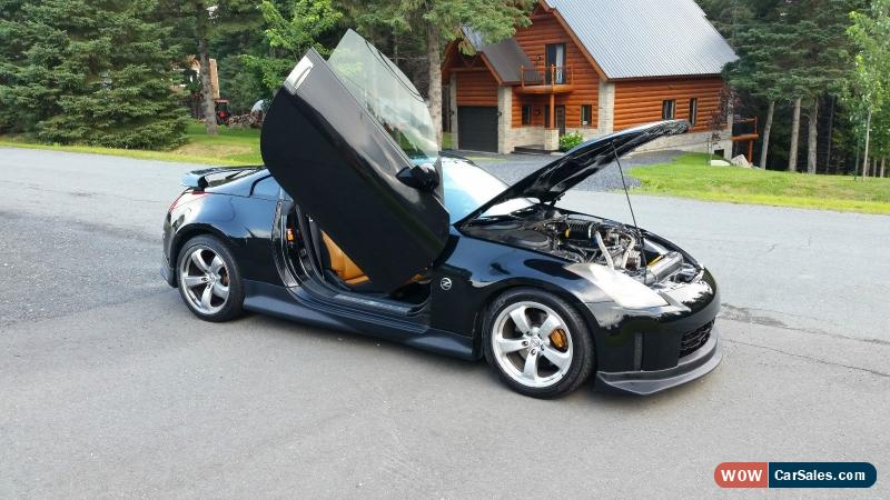 2006 Nissan 350z For Sale In Canada