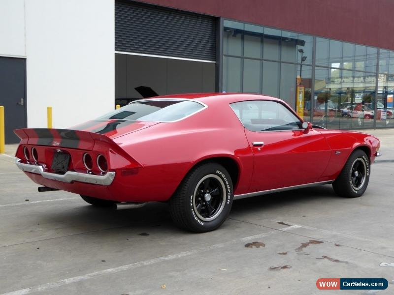 Chevrolet Camaro For Sale In Australia