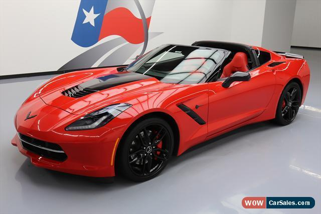 2015 chevrolet corvette for sale in united states. Black Bedroom Furniture Sets. Home Design Ideas