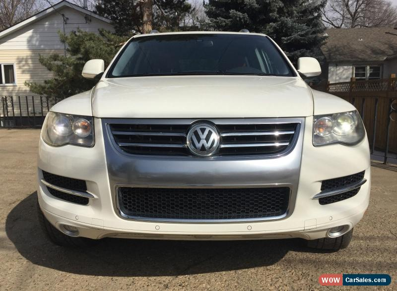 2008 volkswagen touareg for sale in canada. Black Bedroom Furniture Sets. Home Design Ideas