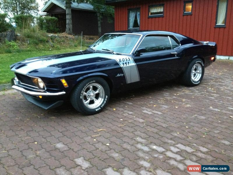 1970 ford mustang for sale in united states. Black Bedroom Furniture Sets. Home Design Ideas