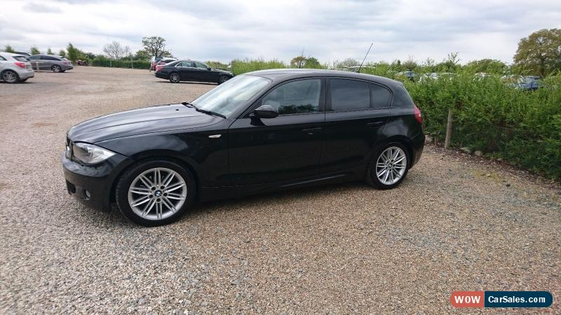 2008 bmw 1 series for sale in united kingdom. Black Bedroom Furniture Sets. Home Design Ideas