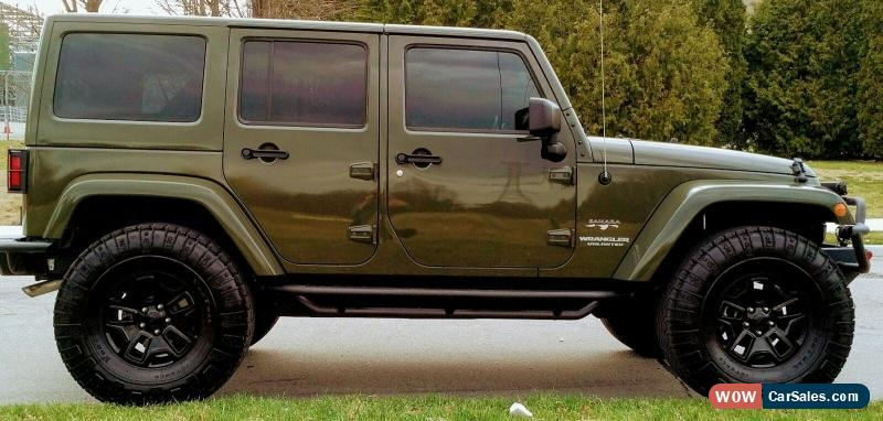 2016 Jeep Wrangler For Sale In Canada
