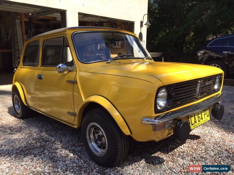Leyland Mini Clubman For Sale In Australia