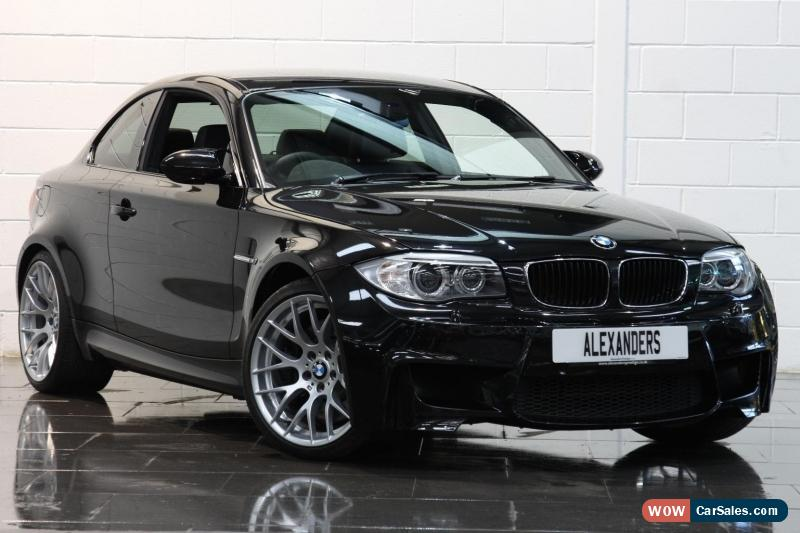 2011 bmw 1 series for sale in united kingdom - Black bmw 1 series coupe ...