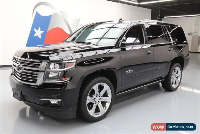 2015 chevrolet tahoe for sale in united states. Black Bedroom Furniture Sets. Home Design Ideas
