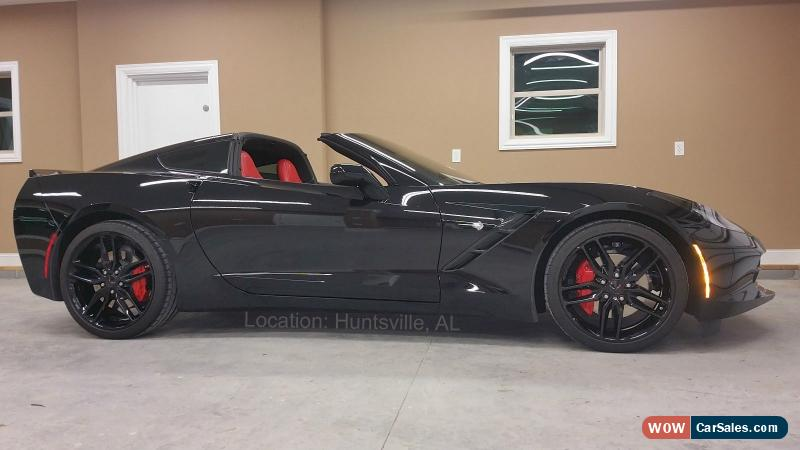 classic 2017 chevrolet corvette stingray coupe 2 door for sale. Cars Review. Best American Auto & Cars Review