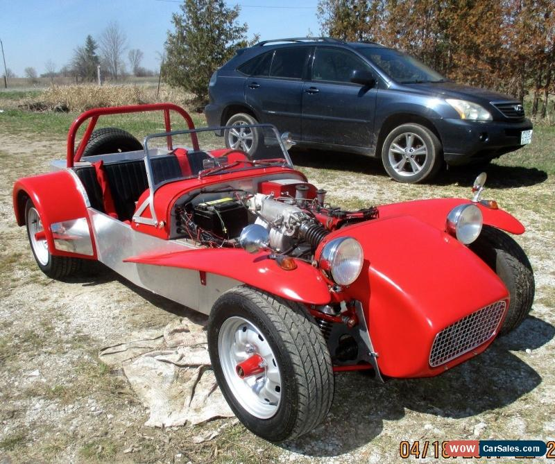 1986 Lotus SUPER 7 REPLICA For Sale In Canada