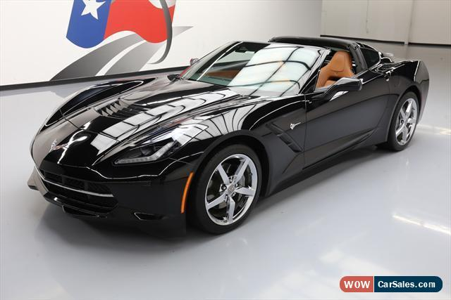 classic 2014 chevrolet corvette stingray coupe 2 door for sale. Cars Review. Best American Auto & Cars Review