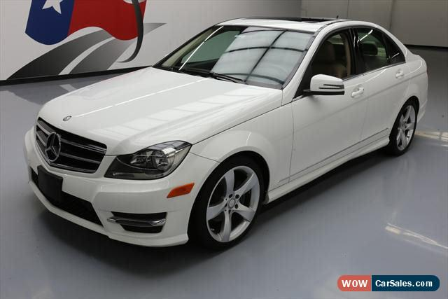 2014 mercedes benz c class for sale in united states for Mercedes benz v class for sale