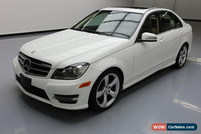 2014 mercedes benz c class for sale in united states for Mercedes benz c class sale