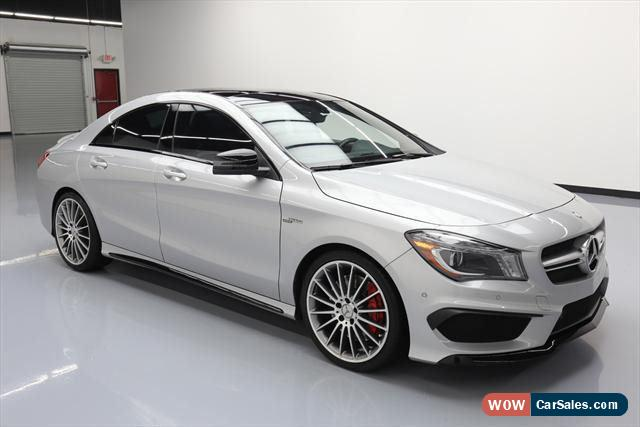 2014 mercedes benz cla class for sale in united states for Mercedes benz cla 2 door