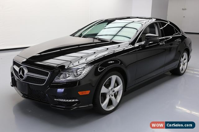 2013 mercedes benz cls class for sale in united states